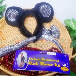 Costume Accessorie Sequined Mouse Kit